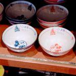 東京ディズニーランド ミッキーマウス・ミニーマウスお茶碗