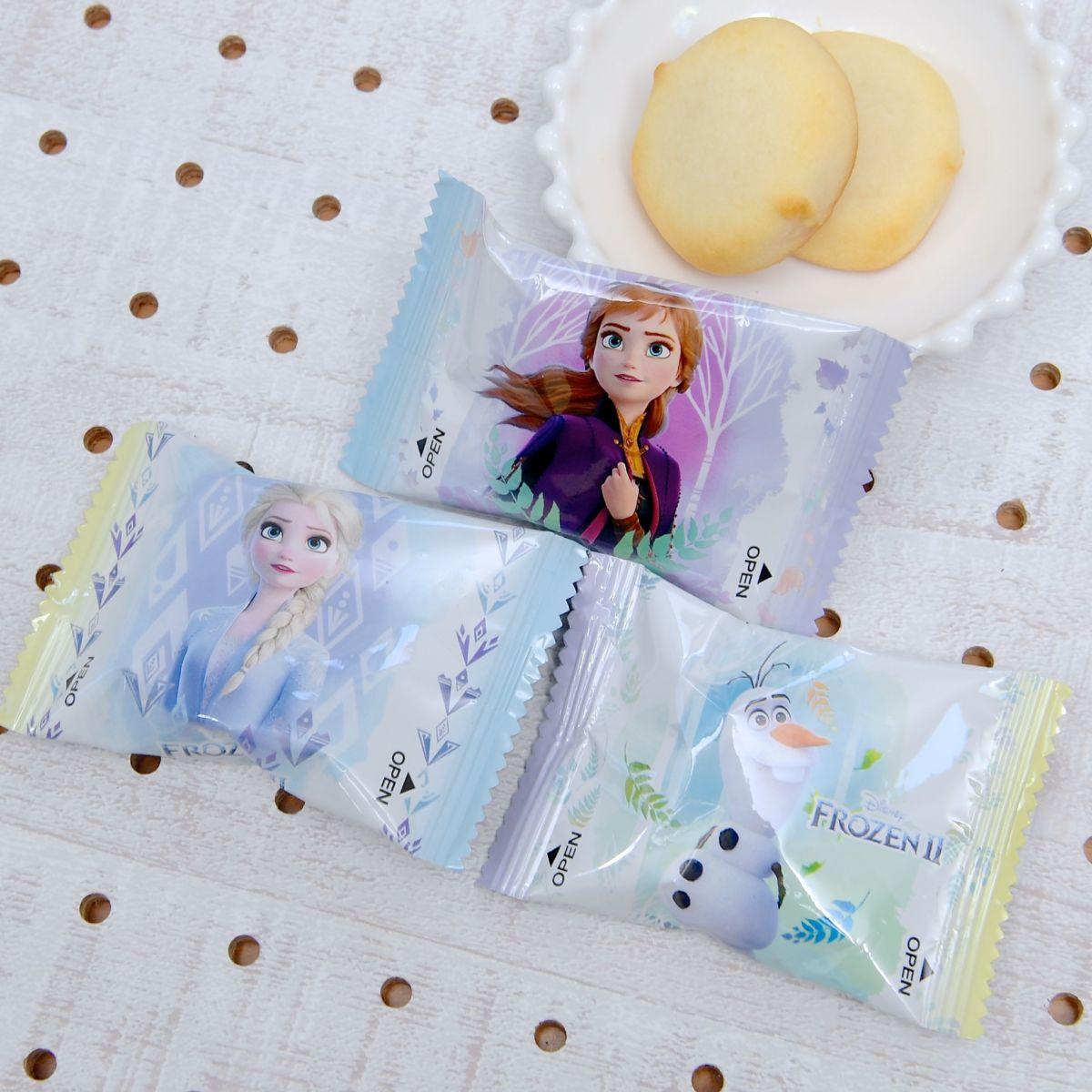 ブルボン ソフトクッキー アナと雪の女王 個包装