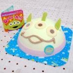 31アイスクリームケーキ『トイ・ストーリー』エイリアン