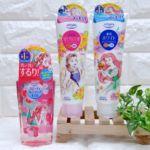 ソフティモ クレンジングオイル・洗顔(ディズニープリンセスデザイン)
