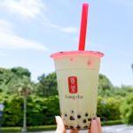 玄米茶 ミルクティー2