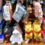 東京ディズニーランドキャラクターペンケース