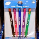 東京ディズニーランド ボールペン・シャーペン・お土産