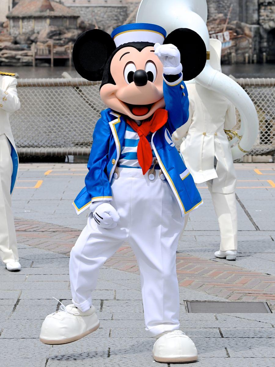 ミート&スマイルミッキーマウス1