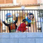 ピノキオ&ジミニー・クリケットグリーティング