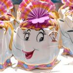 東京ディズニーランド「ポット夫人」クッキー