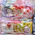 東京ディズニーランド『ベイマックス』おせんべい 巾着袋