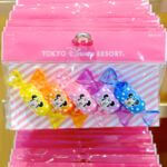 東京ディズニーランド ミニーマウス蛍光ペンセット