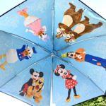 ミッキー&フレンズ晴雨兼用傘