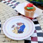 東京ディズニーランド『美女と野獣』カップケーキ(キャラメル風味)