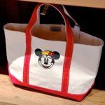 東京ディズニーランドL.L.Bean社プロデュース 「ミニーマウス」トートバッグ1