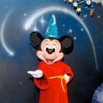 東京ディズニーランド「ミッキーの家とミート・ミッキー」グリーティング ファンタジア