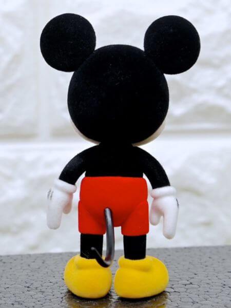 DD-01 ディズニーキャラクター DIYTOWN ドール ミッキーマウス 後ろ