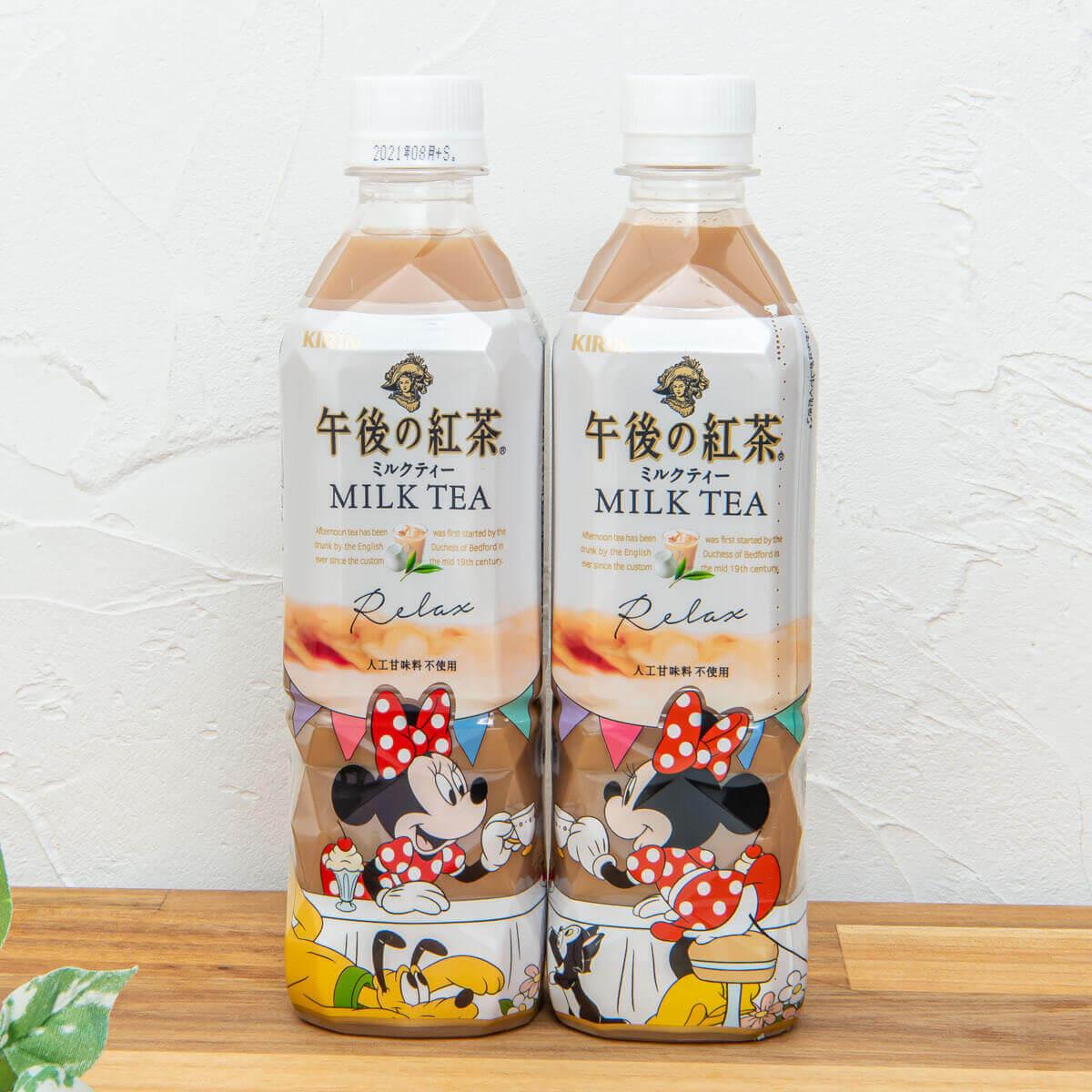 キリン 午後の紅茶 ミルクティー ミニーマウス