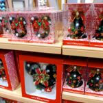 クリスマス装飾アイテム ミッキーマウスデザイン