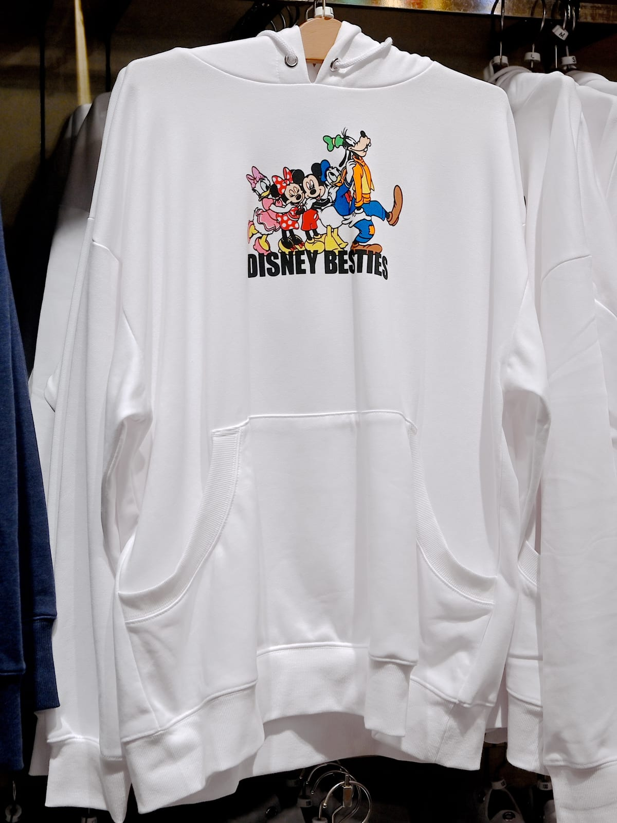 Disney Bestiesパーカー