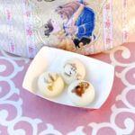 東京ディズニーランド『美女と野獣』チーズクリームカレーもち(キーマ、トマト、オニオン)