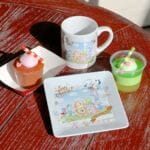東京ディズニーシー「ダッフィー&フレンズのSay cheese!」マスカットムース&レモンゼリー、スーベニアカップ付き