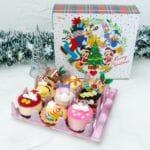 銀座コージーコーナー<ディズニー>クリスマス・コレクション(9個入)