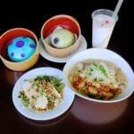 東京ディズニーシー「ヴォルケイニア・レストラン」2020冬2021早春ヴォルケイニアセットとジェームズ・P・サリまん