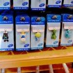 東京ディズニーランド 携帯アクセサリー(ケーブルマスコット)