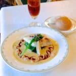 鱈のムニエル、ブールブランソース