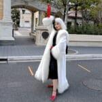 東京ディズニーシー「クルエラ」グリーティング