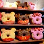 東京ディズニーランド ミッキー・ミニー・くまのプーさんドーナツクッション・お土産