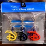 Disneyロゴキーチェーンセット