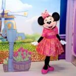 ミニーのスタイルスタジオ春衣装ミニーマウス