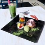 レストラン櫻平日限定デザートセット