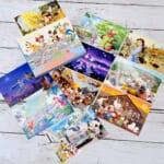 東京ディズニーランド ポストカードセット&メモ