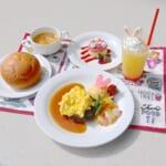 ホライズンベイ・レストラン2021春イースタースペシャルセット・うさピヨスペシャルドリンク