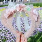 シェリーメイカチューシャ 花かんむり風