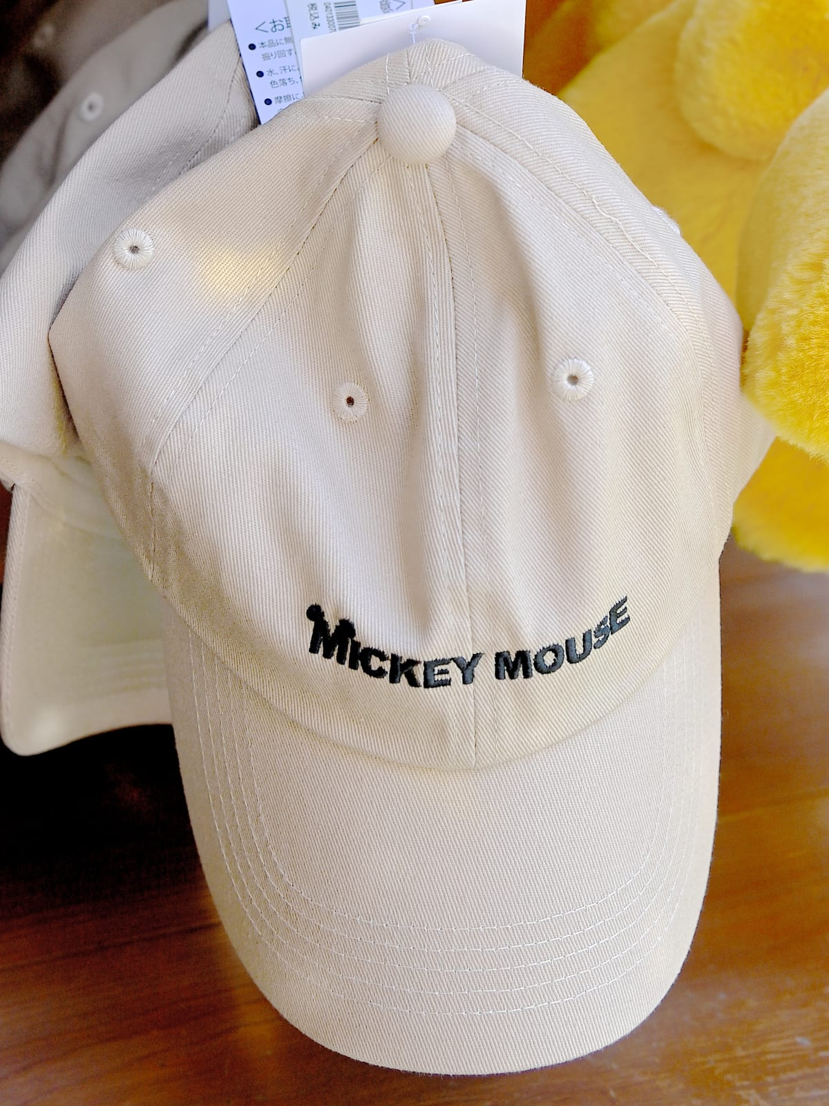 MICKEY MOUSEキャップ