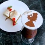 ドリーマーズ・ラウンジ オリジナルコーヒー(アイスカフェモカ ア・ラ・ディズニー)『美女と野獣』「ベル」アップ1