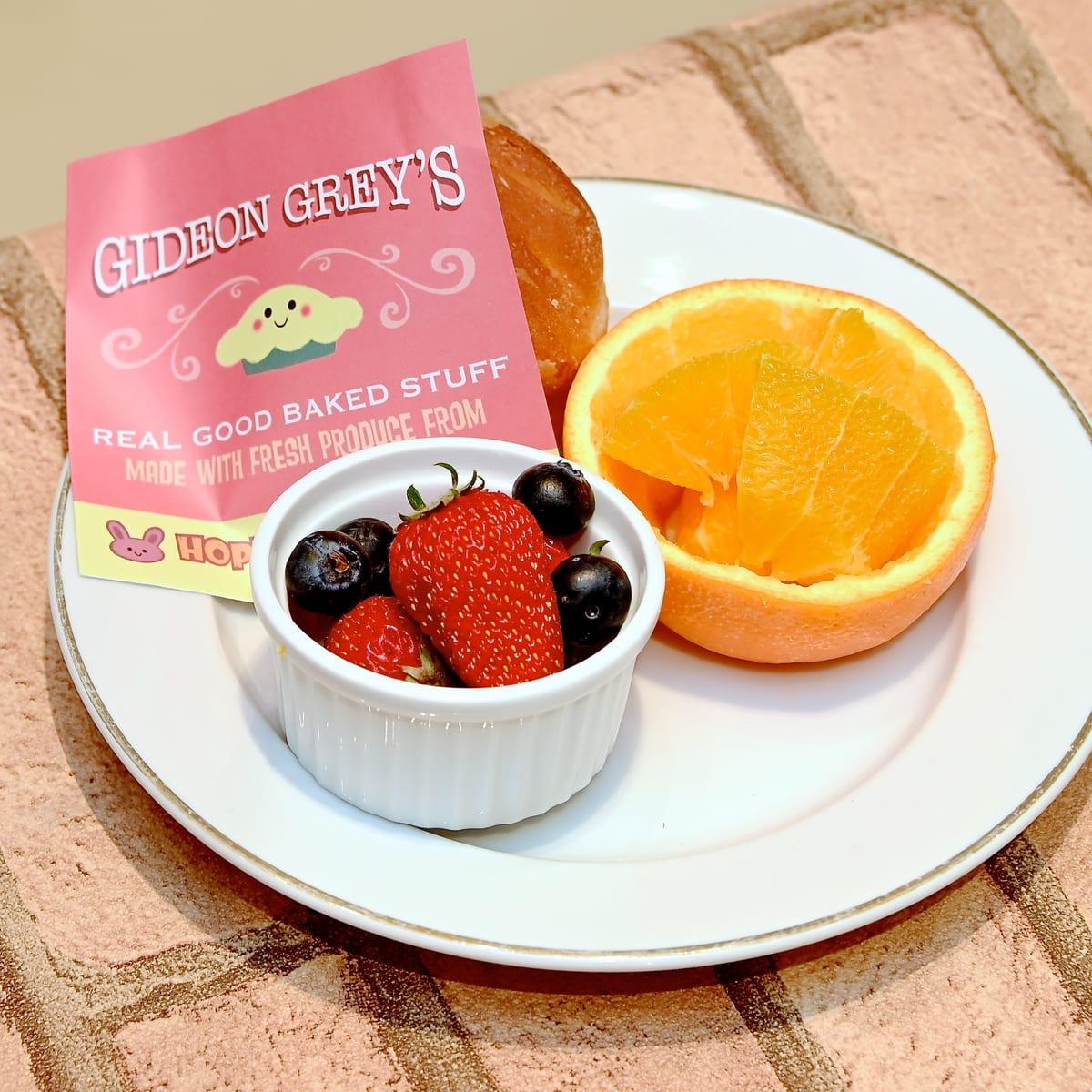 <ギデオン・グレイ>仲直りのコーンクリームパイ