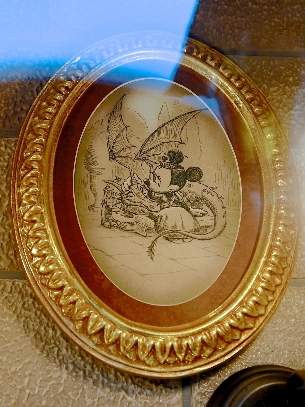 ミニーマウス ドラゴン