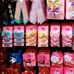 東京ディズニーランド プリンセスヘアゴム・お土産