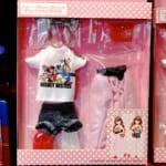 東京ディズニーランド ファッションドール用コスチュームセット