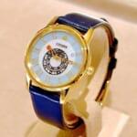 東京ディズニーランド シンデレラ城時計デザイン腕時計