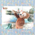 東京ディズニーシー「ダッフィー&フレンズのスプリング・イン・ブルーム」 ダッフィーの写真