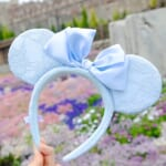 東京ディズニーランド「Disney Blue Ever After」カチューシャ・お土産