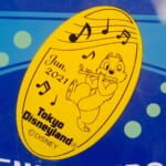 2021年6月トゥモローランド・テラス横スーベニアメダル