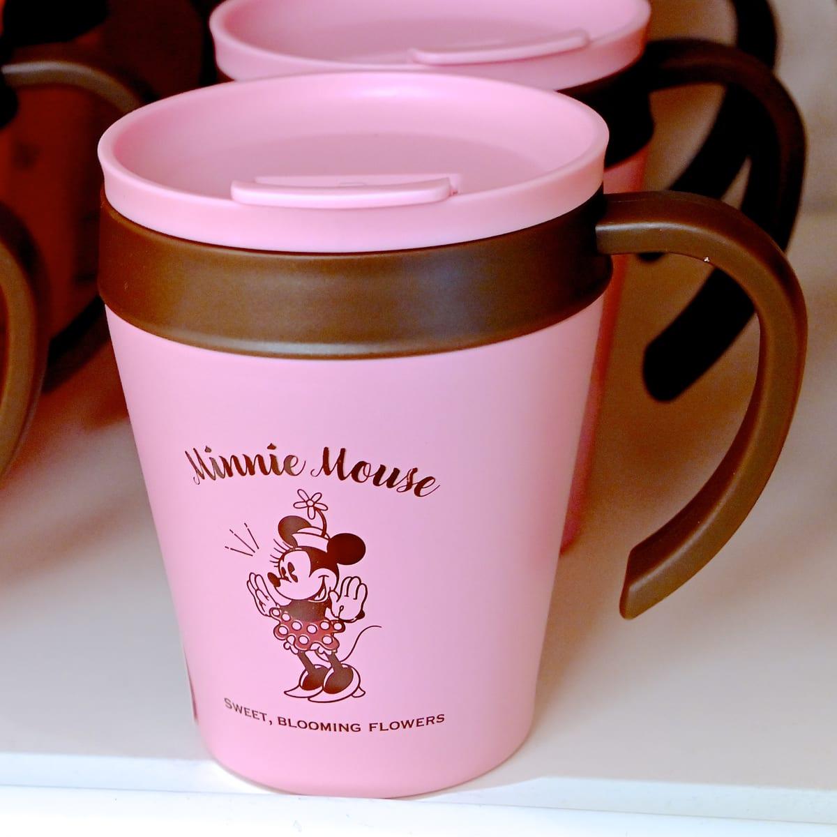 「ミニーマウス」ステンレスマグカップ