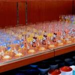 東京ディズニーランド「ミッキー&フレンズ」グラス