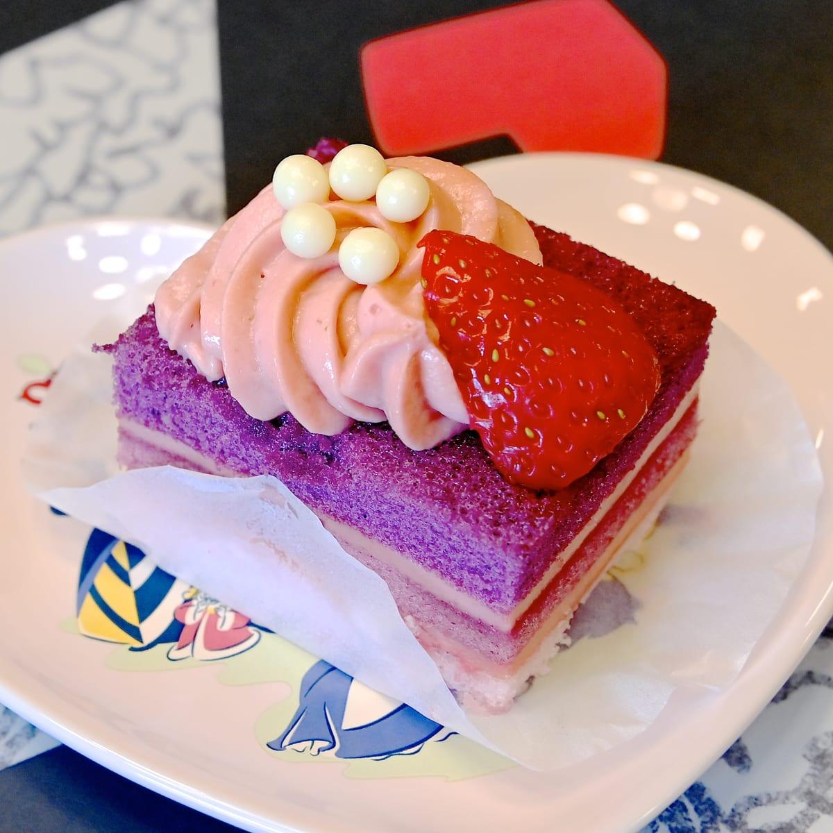ストロベリークリームケーキ1