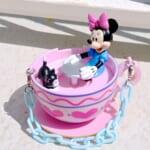 東京ディズニーランド「アリスのティーカップ」ミニスナックケース2