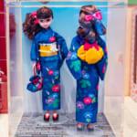 東京ディズニーランド ファッションドールコスチューム「浴衣」1