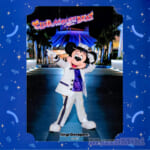東京ディズニーランド『クラブマウスビート』スナップフォト ミッキーマウス